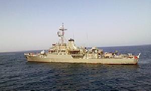 حمله دزدان دریایی به سه كشتی ایرانی