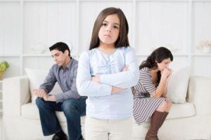 وقتی والدین تصمیم به جدایی میگیرند