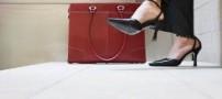 روش پاک کردن انواع کیف و کفش