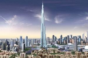 بلندترین ساختمانها تا آخر سال ۲۰۱۰