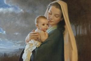 ماجرای ظهور حضرت مریم(ع) در زیر زمین یک خانه!!