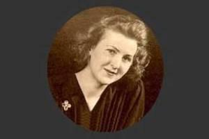 زنی که فقط 24 ساعت همسر قانونی هیتلر بود!!