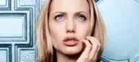 صحبت جالب آنجلینا جولی در مورد ریش براد پیت!!