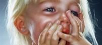معلمی که انگشت دختر پنج ساله را با قیچی برید!!