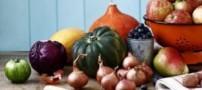 راهنمای مصرف مواد غذایی در پاییز