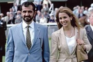 هدیه ناقابل حاکم دبی به همسر جدیدش!!