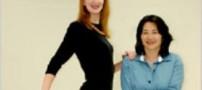 زنان قدبلند و لاغر به تاریخ میپیوندند!
