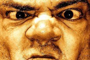 رابطه بین اندازه صورت و پرخاشگری