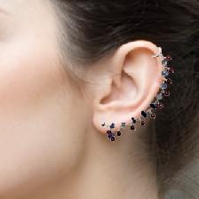خطرات ایجاد چند سوراخ در گوش و استفاده از چندین گوشواره