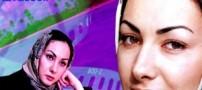 عکسهایی از هانیه توسلی با چهره جدید در فیلم عصر روز دهم!