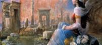 دلاور زنان ایران باستان