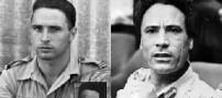پدر دیکتاتور لیبی پیدا شد
