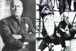 مغز و خون دیکتاتور ایتالیا در اینترنت به حراج گذاشته شد!!