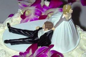 جشنی جالب در انگلیس(جشن طلاق)