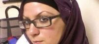 دختر 19 ساله یهودی که مسلمان شد