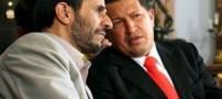تهدید به مرگ چاوز و احمدی نژاد