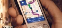 استفاده رایگان از GPS (مکان یاب) گوشی + دانلود نقشه شهرها