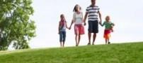 13 درس برای داشتن خانوادهای خوشاندام!