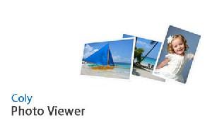 برنامه ویرایش و نمایش تصاویر  Coly Photo Viewer 1.0