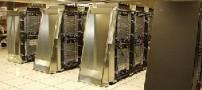 قدرت پردازش ابر رایانه IBM