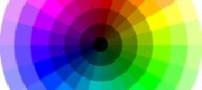اهمیت رنگ ها در طراحی