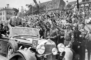 نکته ای جالب در مورد هیتلر