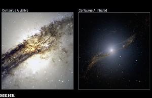 شام آخر یک کهکشان همنوع خوار کشف شد!!
