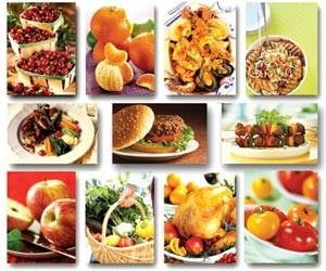 جدول ویتامین ها و مواد معدنی مهم مورد نیاز انسان