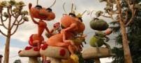 تولید اتومبیلی با الهام گرفتن از مورچه ها