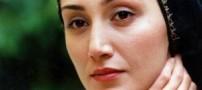 خبرنگارها گریه هدیه تهرانی را درآوردند!!