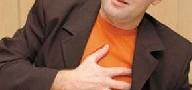 علت درد قفسه سینه چیست؟