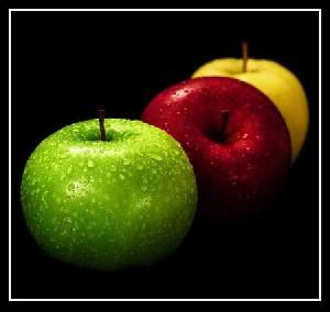 آیا باز هم سیب نمیخورید؟