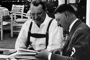 کتابخانه خصوصی هیتلر
