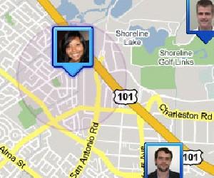 سرویس جدید گوگل : یافتن مکان افراد روی نقشه