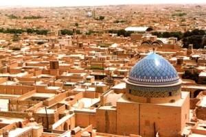 حمله به دفتر امام جمعه یزد توسط عده ای ناشناس