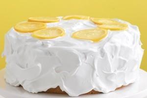 طرز تهیه کیک لیمویی به شیوه مارتا استوارت