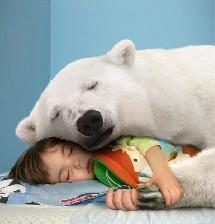 انسانهایی كه توسط حیوانات بزرگ شده اند!!