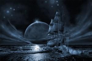 محلی که ارواح به کشتیها حمله میکنند!!