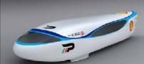 خودرویی که با مصرف یک لیتر بنزین هزار کیلومتر حرکت میکند!