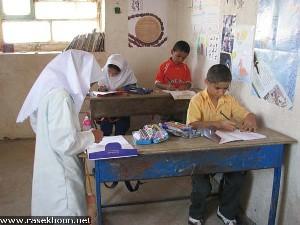 کوچکترین مدرسه فارسی زبان دنیا