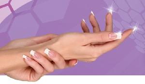 جوانتر کردن دستها و ناخنها تنها در 10 دقیقه !