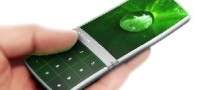 تلفن همراه قابل شستشو و ضد آنفلوآنزا