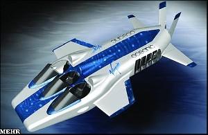 هواپیمایی که زیر دریا پرواز می کند!!