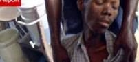 نجات یك مرد در هاییتی 4 هفته پس از زلزله