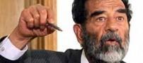 قبر صدام زیارتگاه تبدیل شد !