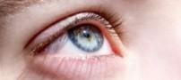نکته ای جالب درباره چشم رنگی ها