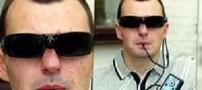 سرباز کوری که با استفاده از زبانش میبیند!!