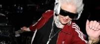 پیرزن 69ساله، پیرترین دی.جی جهان!!!