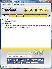 ارسال پیامک SMS رایگان با برنامه ی free call