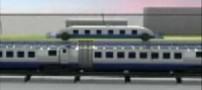 قطاری که بدون توقف مسافرسوار می کند